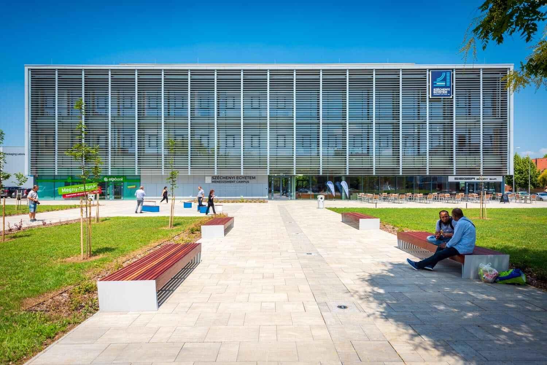 Széchenyi István Egyetem, Menedzsment Campus